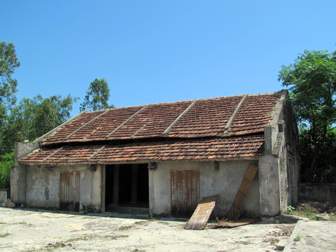 Đình làng Vịnh Sơn