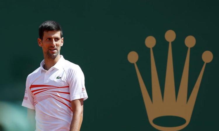 Djokovic xác nhận dự Monte Carlo