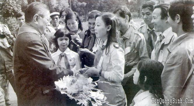 Đồng chí Nguyễn Văn Linh với cuộc đấu tranh chống tiêu cực những năm đầu đổi mới