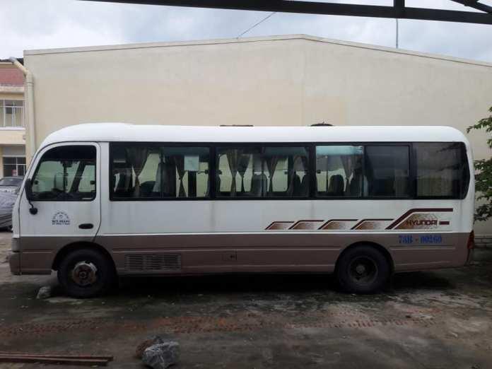 Đồng Hới: Khởi tố lái xe khách vận chuyển gần 40kg pháo nổ