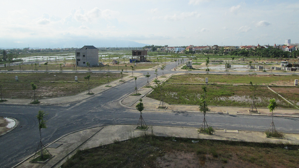 Đồng Hới: Khu dân cư để hoang