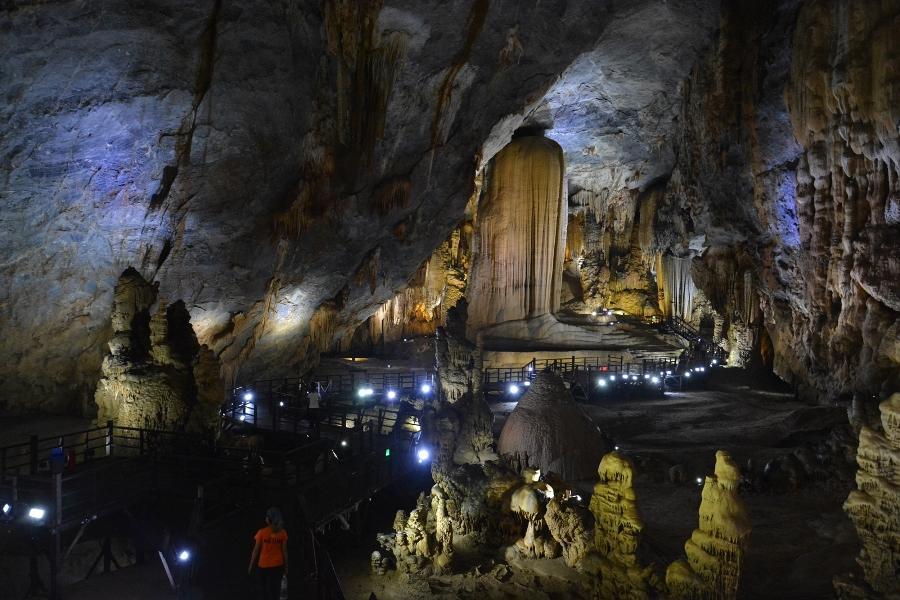 Động Thiên Đường - 'hoàng cung' dưới lòng đất