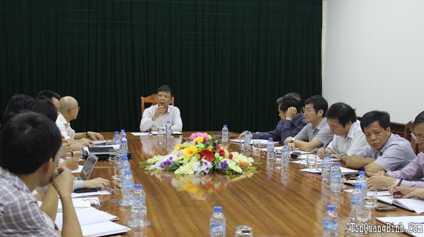 Đồng ý chủ trương cho Tập đoàn Vingroup đầu tư dự án Trung tâm thương mại Vincom Đồng Hới