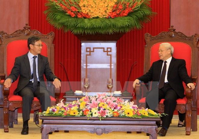 Đưa quan hệ hợp tác toàn diện Việt Nam-Lào lên tầm cao mới