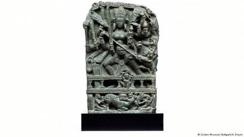 Đức trao trả tượng nữ thần Hindu quý hiếm về Ấn Độ