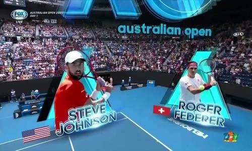 Federer thắng dễ tại Australia Mở rộng