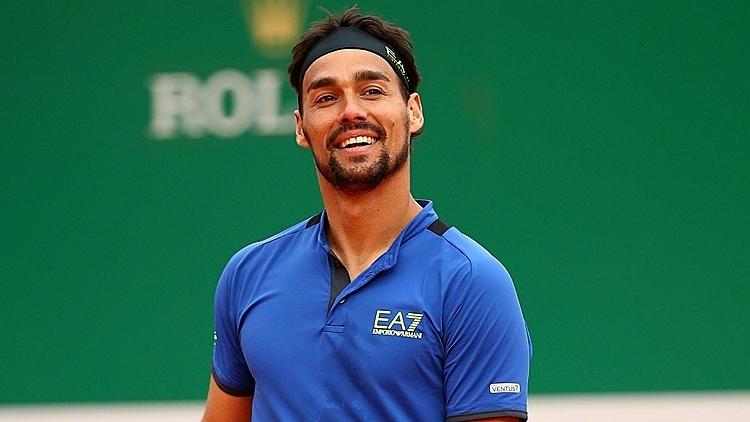 Fognini: 'Nadal dễ chơi hơn Federer, Djokovic'
