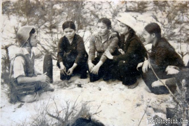 Gặp lại phân đội dân quân gái Võ Ninh