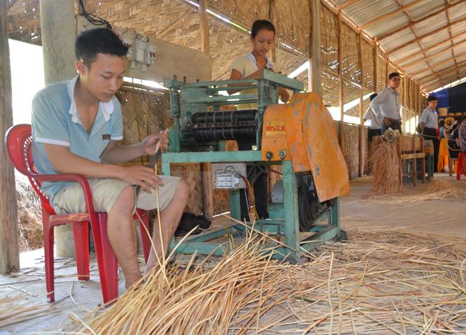 Giá trị sản xuất ngành nghề nông thôn đạt 2.450 tỷ đồng
