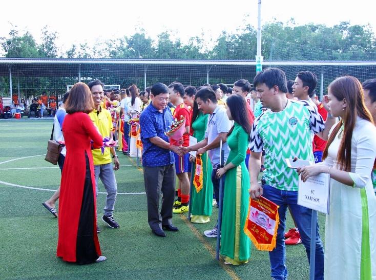 Giải bóng đá người Quảng Bình tại TP. HCM và các vùng lân cận lần 2 năm 2018