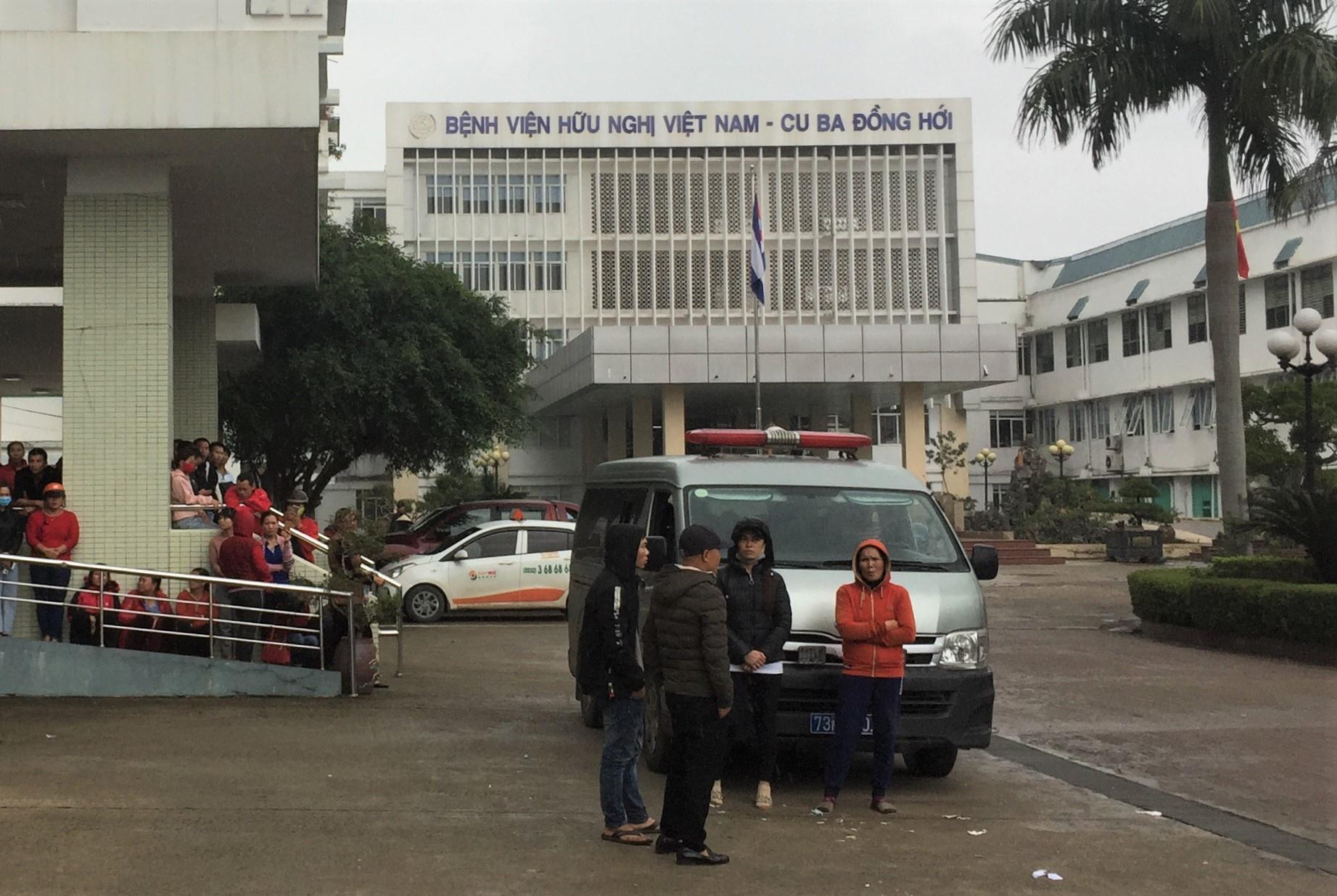Giám đốc BV hữu nghị Việt Nam - Cuba Đồng Hới được xem xét bổ nhiệm nhiệm kỳ thứ 4 liên tiếp