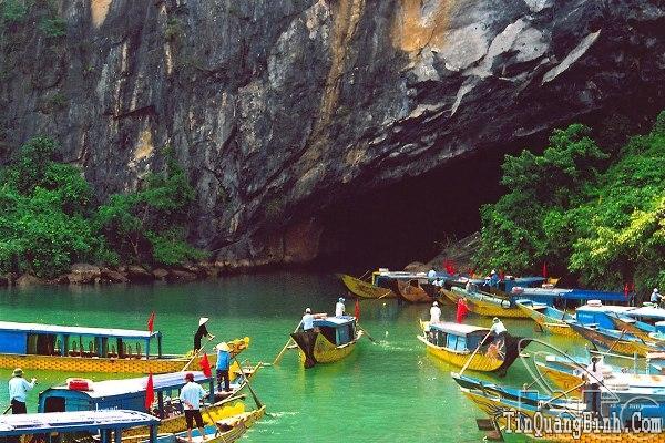 Giảm giá nhiều dịch vụ tại Lễ hội hang động Quảng Bình