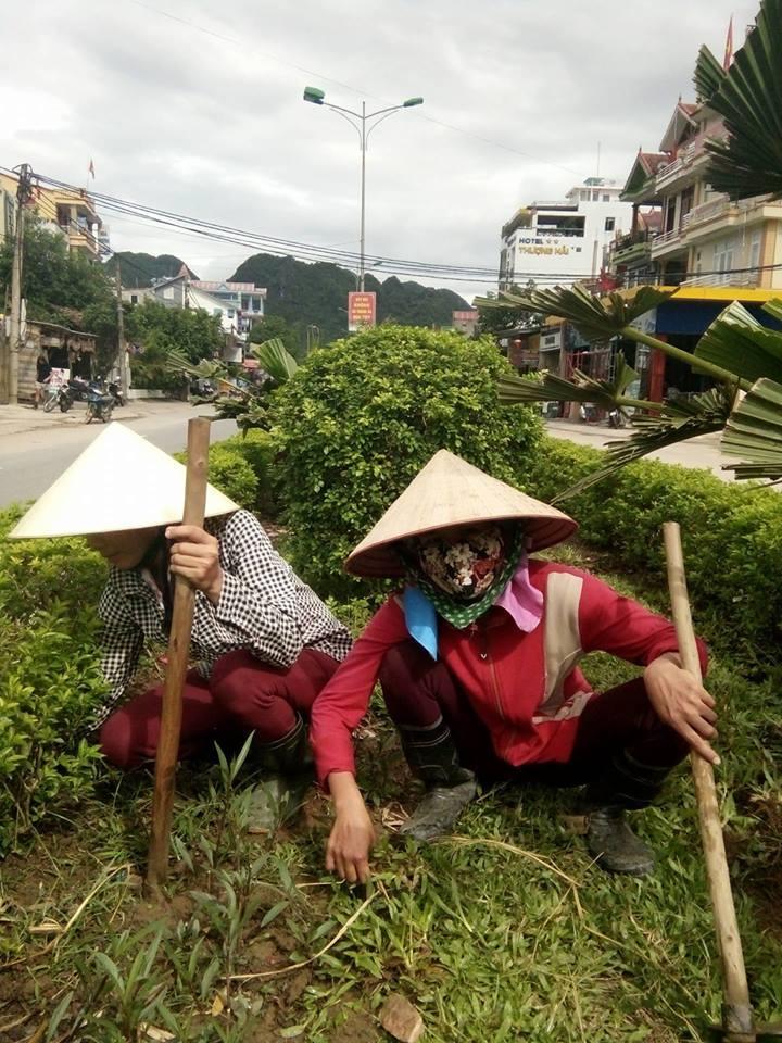 Giằng co dịch vụ gom rác ở cửa ngõ Phong Nha-Kẻ Bàng