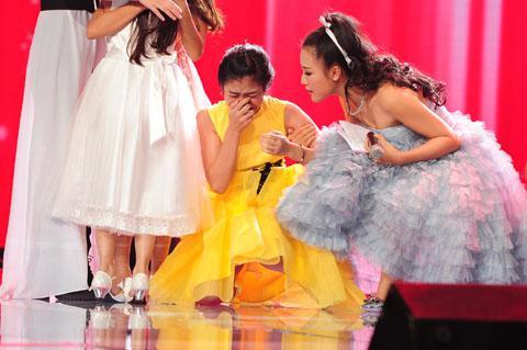 Giọng hát Việt nhí liveshow 2: Thí sinh tài năng nhất bị loại