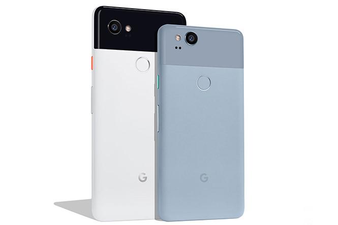 Google ra mắt smartphone Pixel 2, chống nước và chụp ảnh siêu nét