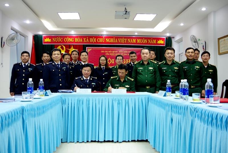 Hải quan và Biên phòng Quảng Bình: Phối hợp quản lý, bảo vệ biên giới, cửa khẩu, cảng biển giai đoạn mới