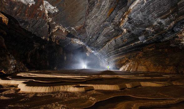 Hang Tiên - thêm bí ẩn với vùng đất Quảng Bình