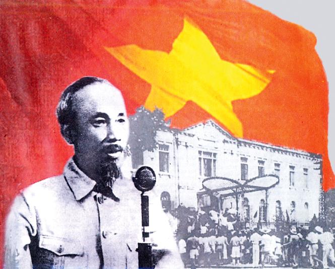Hào khí và ngọn lửa truyền thống của Cách mạng Tháng Tám và Quốc khánh 2-9 mãi mãi soi sáng đường chúng ta đi