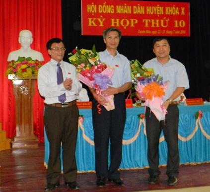HĐND huyện Tuyên Hóa tổ chức kỳ họp thứ 10
