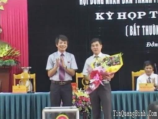 HĐND thành phố Đồng Hới có Chủ tịch mới