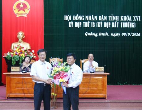 HĐND tỉnh khóa XVI, kỳ họp thứ 13 (kỳ họp bất thường) bầu bổ sung chức danh Trưởng ban Văn hóa-Xã hội HĐND tỉnh