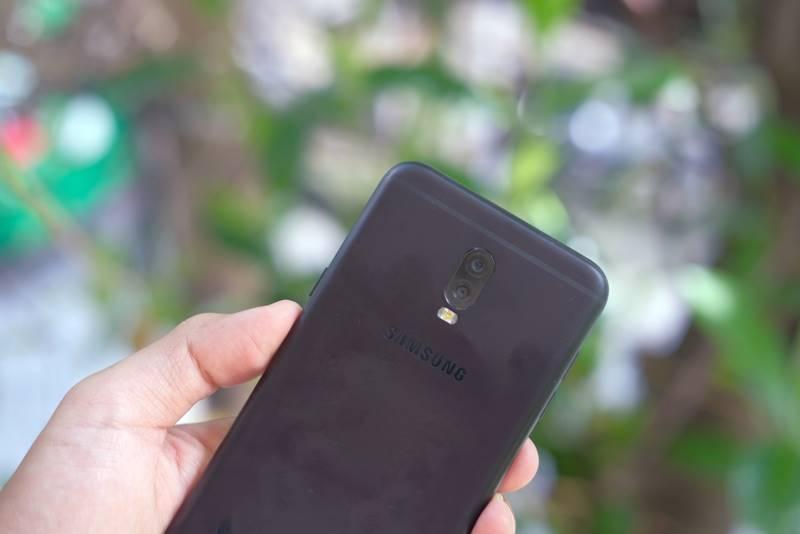 Hình ảnh chi tiết Samsung J7+, camera kép, giá 8,7 triệu đồng tại Việt Nam