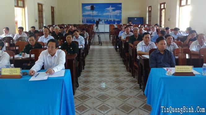 Hội Cựu chiến binh tỉnh sơ kết công tác giữa nhiệm kỳ