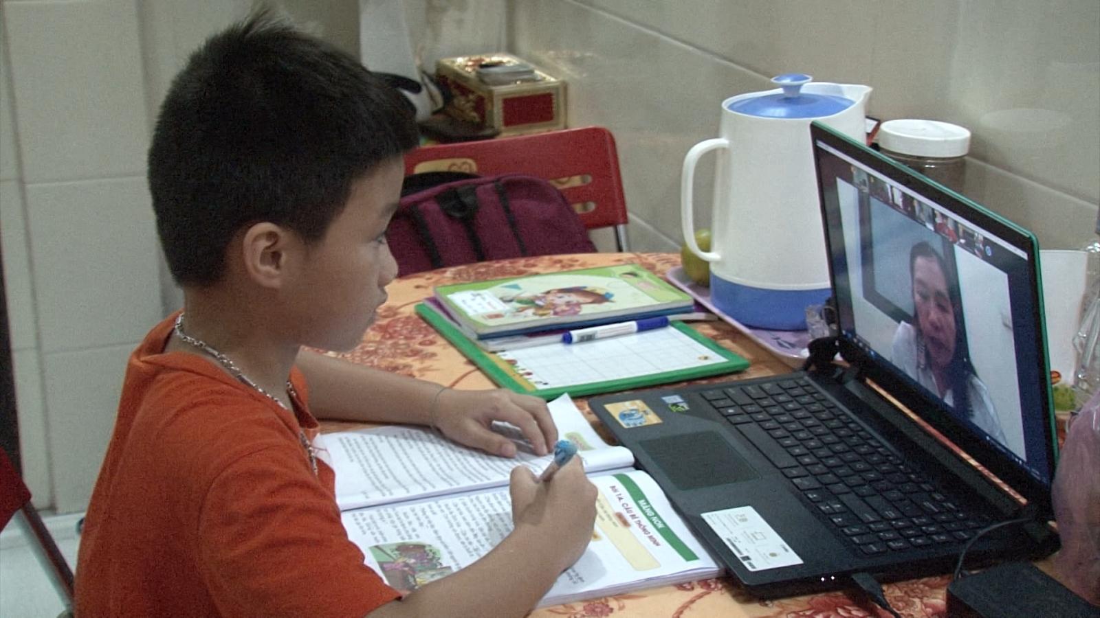 Hỗ trợ dạy và học trực tuyến trong mùa dịch