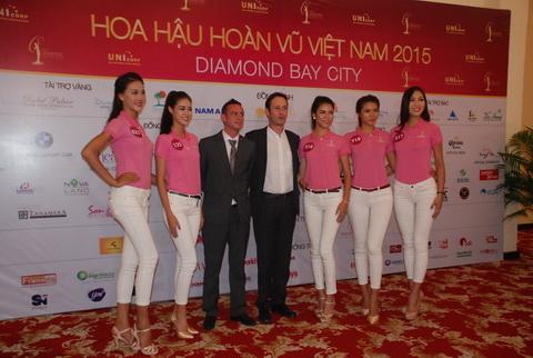 Hoa hậu Hoàn vũ Việt Nam 2015: Tân Hoa hậu sẽ có nhà, xe trong một năm