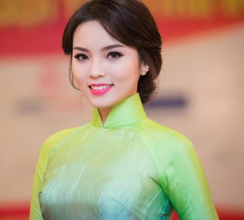 Hoa hậu Kỳ Duyên kêu gọi ủng hộ nạn nhân chất độc da cam/dioxin