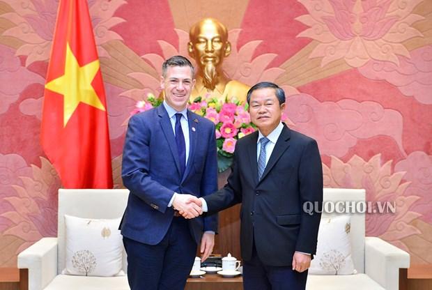 Hoa Kỳ cam kết hỗ trợ nâng cao năng lực cho Cảnh sát Biển, Hải quân Việt Nam