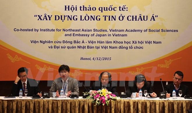 Học giả quốc tế lo các nước ASEAN mất phương hướng tại Biển Đông