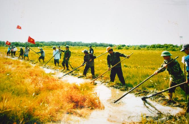 Hội Cựu chiến binh huyện Quảng Ninh: Gương mẫu đi đầu trong các phong trào thi đua yêu nước