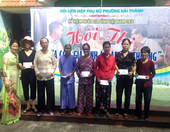 Hội LHPN thành phố Đồng Hới: Sôi nổi các hoạt động kỷ niệm Ngày Gia đình Việt Nam