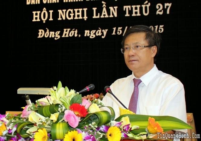 Hội nghị Ban Chấp hành Đảng bộ tỉnh lần thứ 27