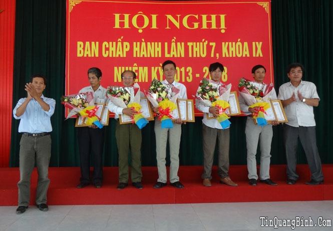 Hội nghị BCH Hội Nông dân tỉnh lần thứ 7, khóa IX, nhiệm kỳ 2013-2018