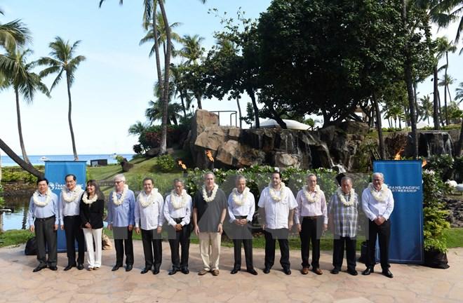 Hội nghị Bộ trưởng các nước đàm phán TPP đạt tiến triển tích cực