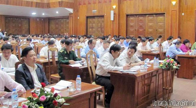 Hội nghị học tập, quán triệt và triển khai thực hiện Nghị quyết Hội nghị lần thứ X BCH Trung ương Đảng (khóa XI)