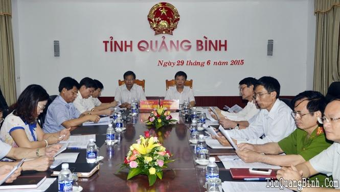 Hội nghị trực tuyến phiên họp thường kỳ Chính phủ