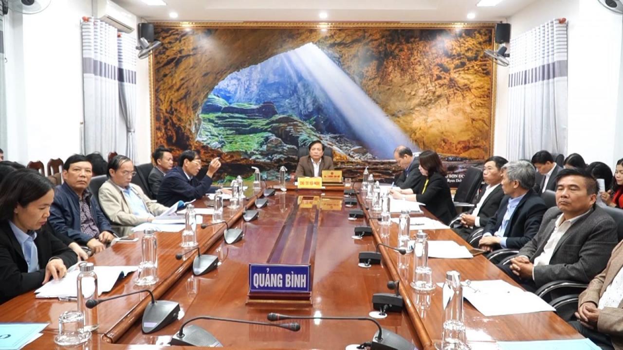 Hội nghị trực tuyến triển khai công tác Mặt trận năm 2020