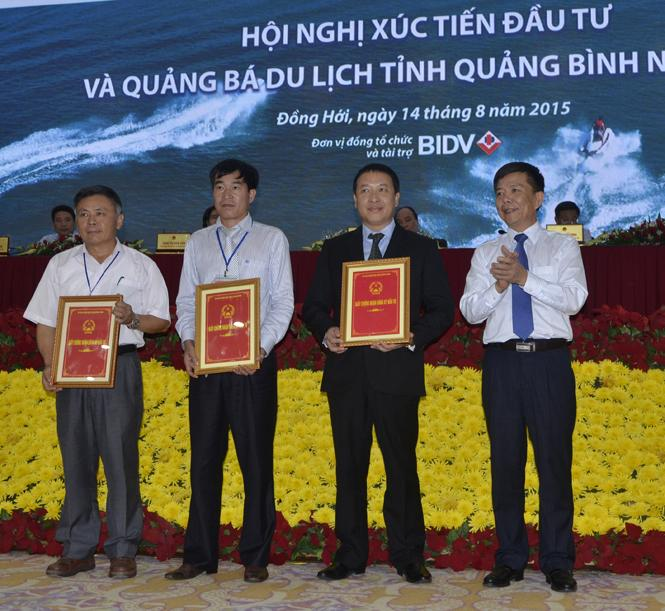 Hội nghị Xúc tiến đầu tư và quảng bá du lịch tỉnh Quảng Bình 2015