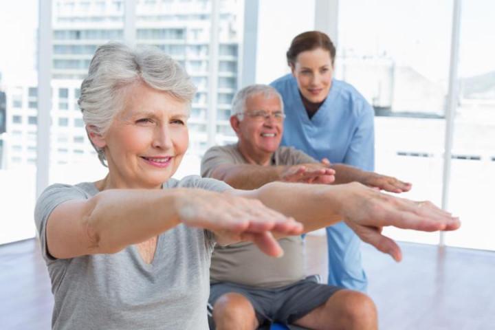 Hồi phục sức khoẻ sau điều trị ung thư