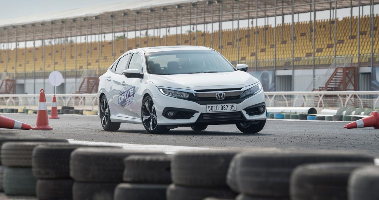 Hơn 12.200 xe ôtô Honda được bán trong năm tài chính 2017