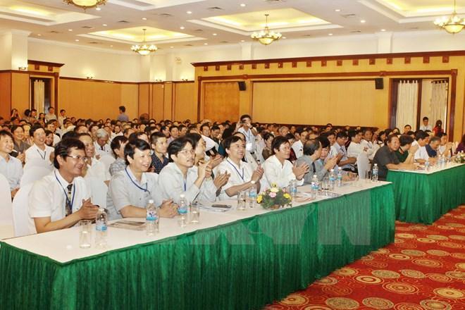 Hơn 500 nhà báo dự Đại hội lần thứ 10 Hội Nhà báo Việt Nam