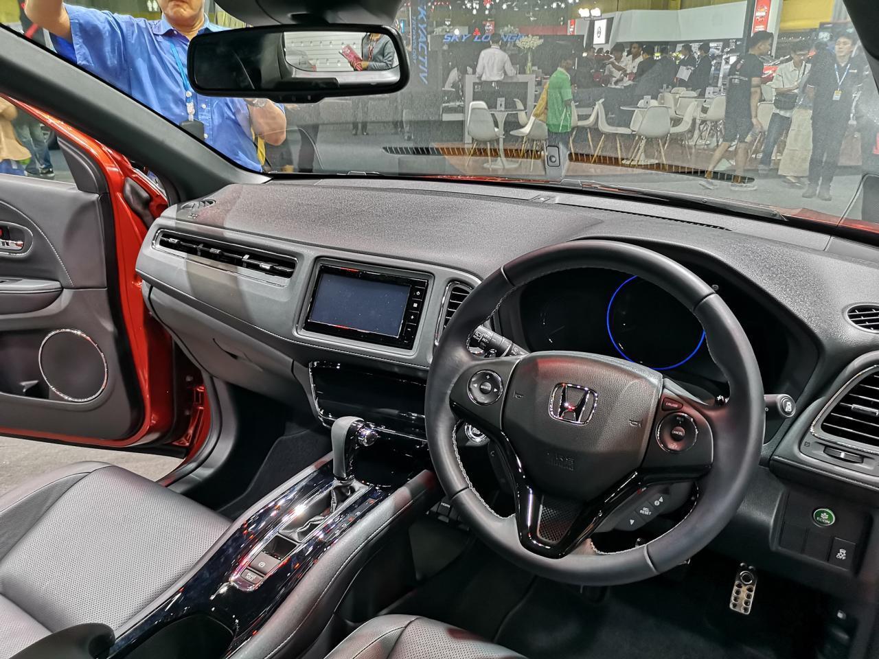 Honda HR-V 2018 sắp lên kệ, giá dự kiến 700 - 850 triệu tại VN