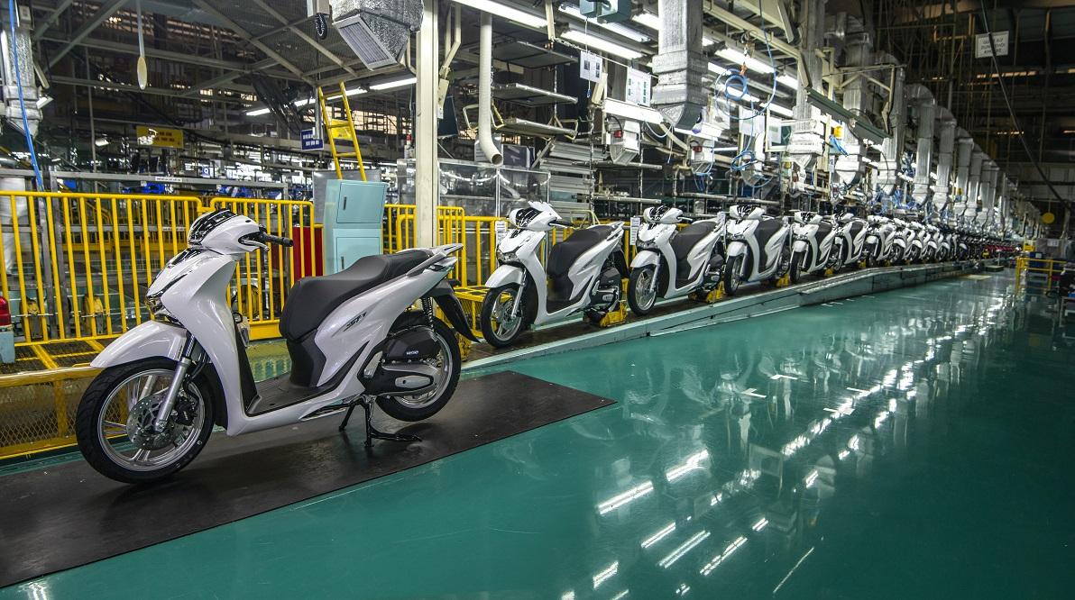 Honda Việt Nam ghi dấu ấn 25 năm thành lập