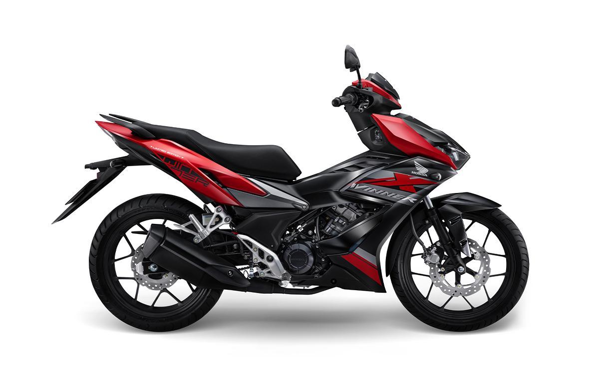 Honda Winner X phiên bản giới hạn ra mắt, giá 45,99 triệu đồng