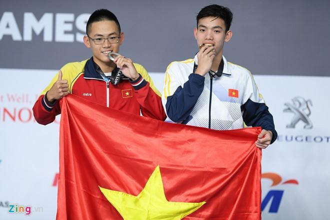 'Huy Hoàng gần như không có đối thủ tại SEA Games'