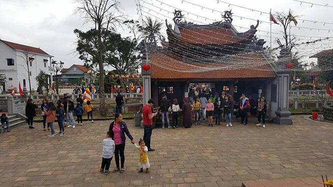 Huyện Lệ Thủy đón trên 90 nghìn lượt khách du lịch