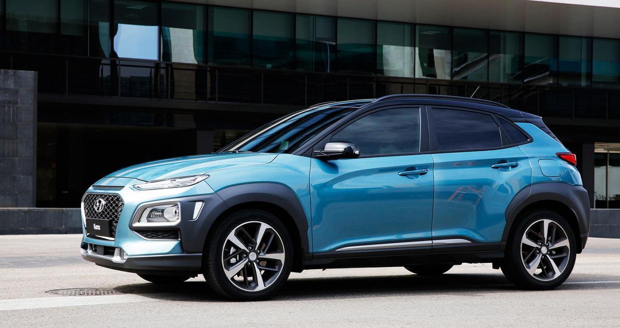 Hyundai KONA 2018 hoàn toàn mới sắp ra mắt tại Việt Nam